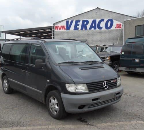 Mercedes Vito Lichte Vracht BJ 2002