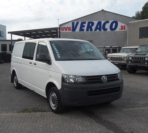 VW Transporter Lichte Vracht BJ 2011